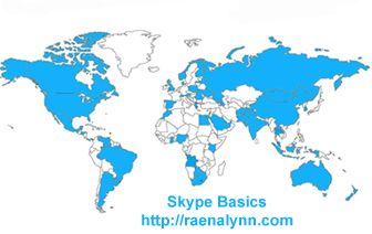 Post image for Skype Basics Showing How To Get Started