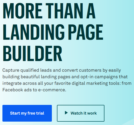 A Biased View of Leadpages Facebook